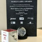 world label award